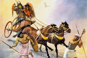 Chiến binh Ai Cập cổ đại huấn luyện khắc khổ thế nào?