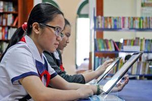 Khuyến khích các trường xây dựng thư viện điện tử