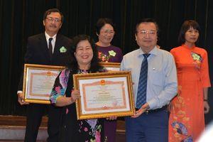 TPHCM kỷ niệm 36 năm Ngày Nhà giáo Việt Nam 20/11