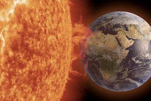 NASA cảnh báo một cơn bão địa từ sắp ảnh hưởng tới Trái đất