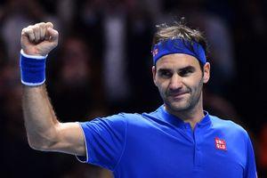 Federer và Anderson đoạt vé vào bán kết ATP Finals 2018