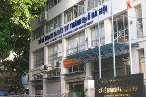 Đề nghị UBND TP.Hà Nội có văn bản phê bình Sở KH-ĐT