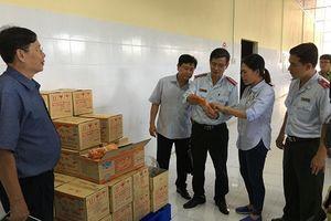 Thanh tra về dược, mỹ phẩm và an toàn thực phẩm tại 18 tỉnh/thành phố