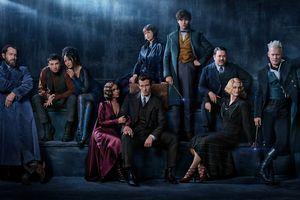 'Sinh vật huyền bí: Tội ác của Grindelwald' - Sống lại không khí phép thuật của Harry Potter