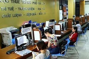 Hà Nội công khai danh sách 125 đơn vị nợ thuế, phí