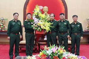 Tổ chức công bố Quyết định bổ nhiệm của Bộ Quốc phòng, Công an
