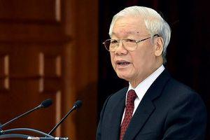 Thư của Tổng Bí thư, Chủ tịch nước Nguyễn Phú Trọng gửi Báo Tiền Phong
