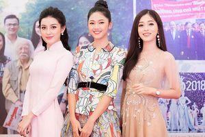 Dàn Á hậu lộng lẫy dự gặp mặt kỷ niệm 65 năm báo Tiền Phong
