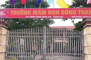 Huyện Đông Sơn có vội vàng khi bổ nhiệm lại Hiệu trưởng xúc phạm đồng nghiệp?