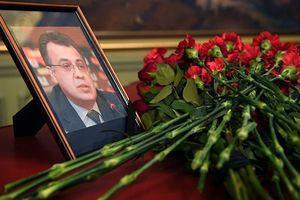 Đại sứ Nga bị ám sát tại Thổ Nhĩ Kỳ: Cuộc điều tra đã hoàn tất