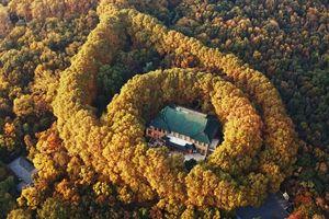 Ghé thăm cung điện 'ngôn tình' ở Trung Quốc nổi tiếng hơn cả Tử Cấm Thành