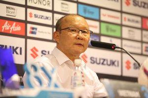 HLV Park Hang Seo: 'Công Phượng ghi bàn là chuyện bình thường'