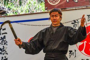 Vì sao làng 'sản xuất' Ninja Nhật Bản ngày càng đìu hiu?