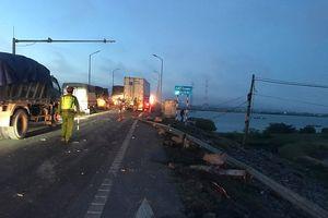 2 vụ tai nạn nghiêm trọng ở Quảng Bình, 2 người tử vong