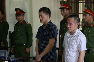 Vận chuyển 12kg ma túy, 2 người Lào nhận án tử hình