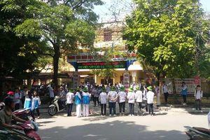 Vụ kỷ luật, đuổi học sinh ở Thanh Hóa 'Hiệu trưởng xin rút kinh nghiệm'
