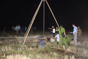 Khởi tố vụ 4 người chết khi dựng cột viễn thông ở Hà Tĩnh