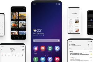 Samsung Galaxy S9 nhận bản nâng cấp Android 9 Beta với giao diện One UI