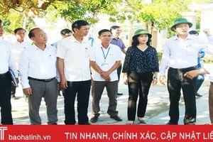 Phù Lưu cần phát huy sức mạnh, tranh thủ nguồn lực xây dựng nông thôn mới