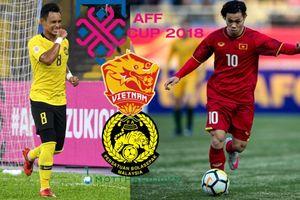 Việt Nam - Malaysia: Cuộc chiến hàng tiền vệ và toan tính của HLV Park Hang-seo