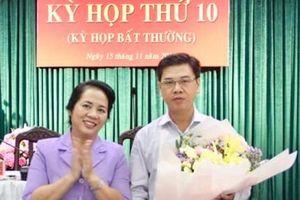 Ông Nguyễn Văn Dũng làm Chủ tịch UBND Q.1