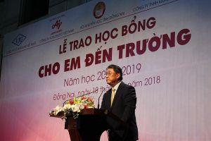 15 năm đồng hành cùng học sinh nghèo tỉnh Đồng Nai