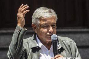 Đoàn quan khách Mỹ sẽ dự lễ nhậm chức của Tổng thống đắc cử Mexico