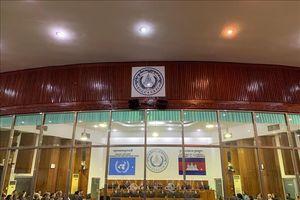 ECCC tuyên bố Khmer Đỏ phạm tội diệt chủng, Tội ác chống lại loài người và Tội ác chiến tranh