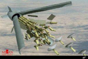 SANA: Máy bay liên quân Mỹ ném bom chùm tại Syria