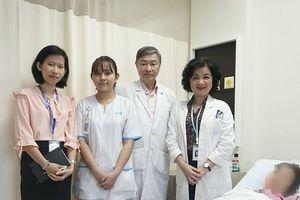 Nữ bệnh nhân thoát khỏi 'nỗi khỗ triền miên' sau 15 năm bị lạc nội mạc tử cung