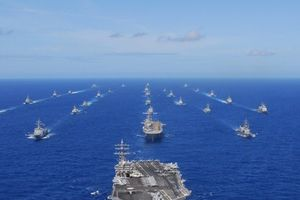 'Nhóm Bộ tứ' hồi sinh: Khắc tinh của Trung Quốc hay 'sớm tan như bọt biển Thái Bình Dương'?