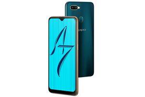 Ảnh chi tiết Oppo A7 sắp bán ra ở Việt Nam