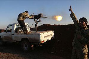 Cập nhật chiến sự Syria 1 tháng sau Thỏa thuận Sochi