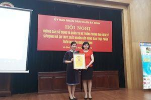Doanh nghiệp cần tận dụng ngay công nghệ của người Việt để cạnh tranh trong thời đại 4.0