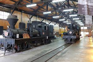 Đẹp ngỡ ngàng tuyến đường sắt 106 năm tuổi Alishan