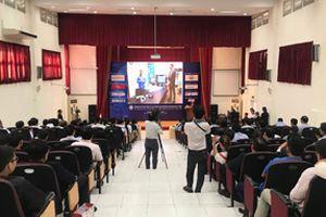 TP.HCM: Khai mạc hội nghị quốc tế Khu Công nghệ cao lần thứ 5
