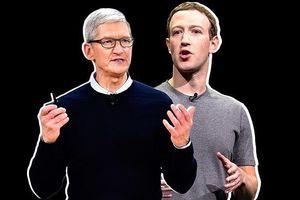 Lãnh đạo Facebook bị cấm dùng iPhone vì… Tim Cook
