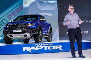 Ford Ranger Raptor sẽ mang đến cảm xúc như cầm lái F-150 Raptor