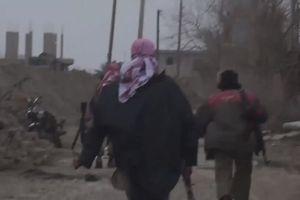 Lợi dụng thời tiết xấu, IS phản công đẩy lùi quân đội Syria ở al-Safa, Sweida