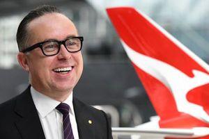 Qantas Airway nhìn thấy lãi cao ở châu Á - Thái Bình Dương