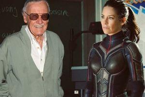 Nữ diễn viên Evangeline Lilly gửi tâm thư đến huyền thoại Stan Lee