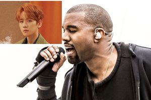 Kanye West follow Baekhyun (EXO) trên Twitter - dự cảm về một màn hợp tác: fan vừa mừng… vừa lo ngay ngáy!
