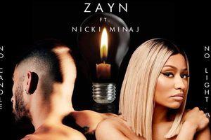 Cùng hát về 'light', màn kết hợp với Zayn của Nicki Minaj liệu có khiến Ariana Grande buồn?