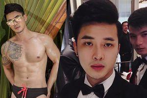 Soi body, mặt mộc của mỹ nam Hanas Trần - Á vương Liên lục địa thi ứng xử bằng Google dịch