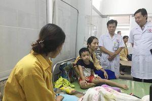 Vụ ngộ độc tại trường mầm non ở Đông Anh: 144 trẻ phải nhập viện