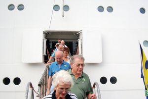 Đà Nẵng: Tiên phong khai thác tiềm năng du lịch tàu biển