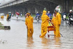Hà Nội: Đầu tư cơ sở hạ tầng, trang thiết bị phục vụ phòng, chống thiên tai