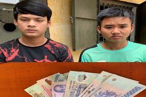 Thanh Hóa: Bắt giữ 2 đối tượng nghiện ma túy, cướp giật tài sản
