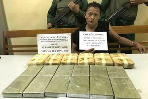 Sơn La: Triệt phá thành công chuyên án, thu giữ 12 bánh heroin, 40.000 viên ma túy