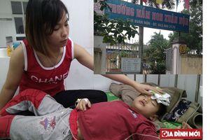 Hà Nội: Gần 100 trẻ mầm non nhập viện sau khi ăn buffet ở trường